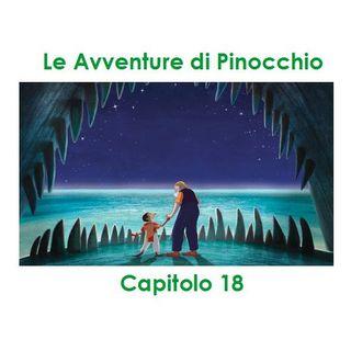 Le Avventure di Pinocchio - Capitolo 18