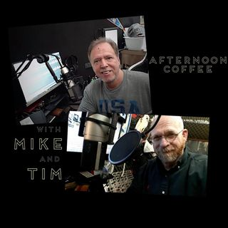 Afternoon Coffee Podcast Episode 17 interview with Austin, Dallas and Shelly Shepard Part 2
