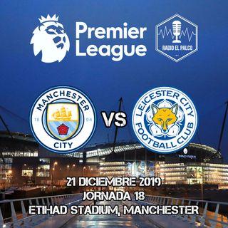 Manchester City vs Leicester City en VIVO