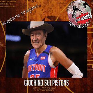 TH187 - Giochino sui Pistons