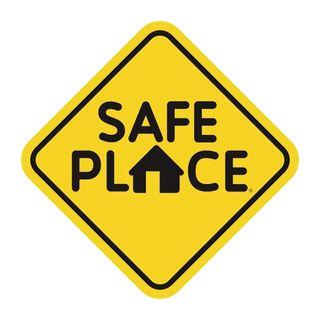 """SAFE PLACE"" LUGAR SEGURO"