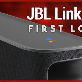 JBL Link Bar First Look