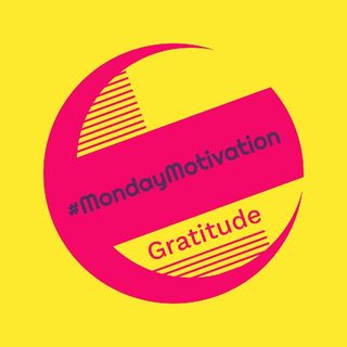 Monday Morning Thought: Gratitude
