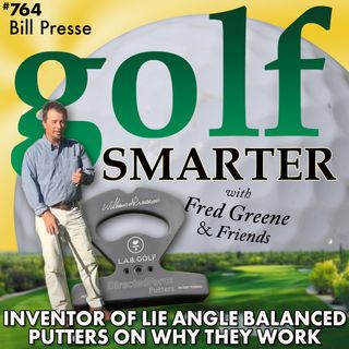 Inventor of Lie Angle Balanced Putter on Why These Will Work for You