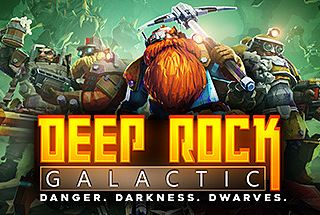 Soren Talks About Co-Op and the Future of Deep Rock Galactic