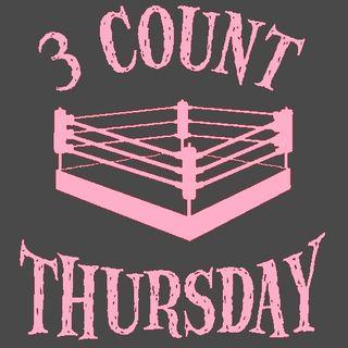 3 Count Thursday - October 20, 2015 - Jeff Jarrett