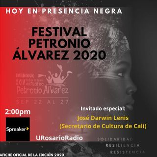 Festival Petronio Álvarez 2020