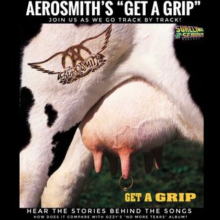 "Aerosmith's ""Get A Grip"" ('93) vs. Ozzy's ""No More Tears"" ('91)"