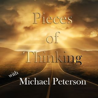 Pieces of Thinking - The Voice on the Radio - Guest Rod Cochran