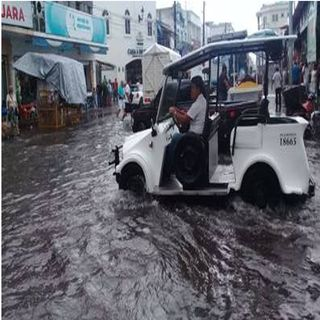 Alerta en Sinaloa por tormenta tropical Ivo