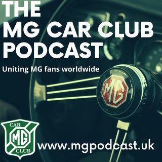 MG Car Club Podcast