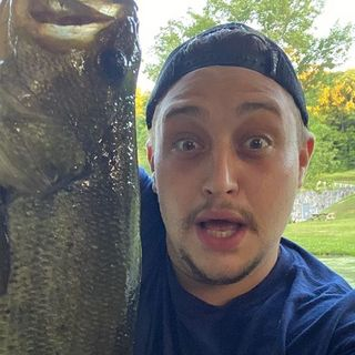 Bass Fishing New York with John Hayda - 10:17:20, 7.48 AM
