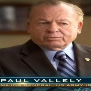 MG Paul E. Vallely, US Army (Ret.), Stand Up America US CEO & Chairman, Discusses Terrorism, Britain, and the Ban on Jihadism in America and