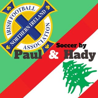 Soccer by Paul & Hady - Episode 2 - Northern Ireland in Tallinn