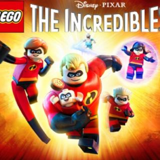 Ep. 10: Lego The Incredibles
