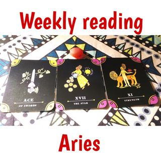 Weekly Reading Aries 7/9-7/14