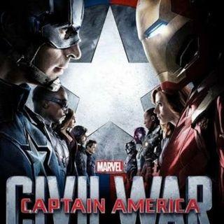 Damn You Hollywood: Captain America - Civil War (2016)