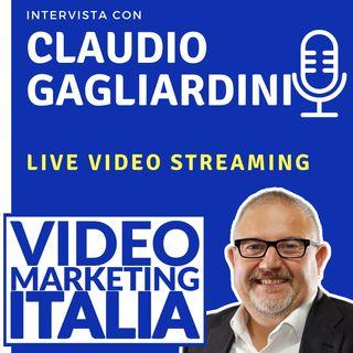 Claudio Gagliardini - Seodigitale - Live video streaming - VMI008