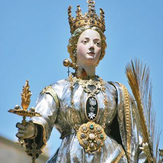 Courage of St. Lucy I
