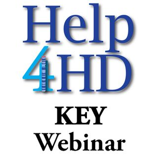 "LIVE: Help4HD - President Katie Jackson Talks About ""KEY"" Webinar!"
