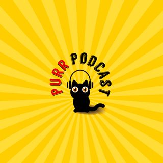 First Purrpodcast Live with Dr. Sue Ettinger part 1