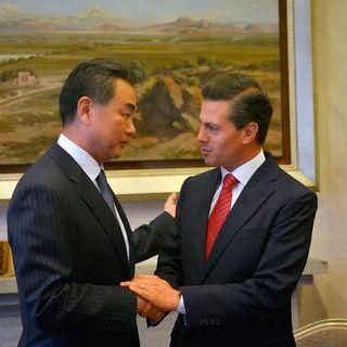 Enrique Peña Nieto se va de viaje nuevamente