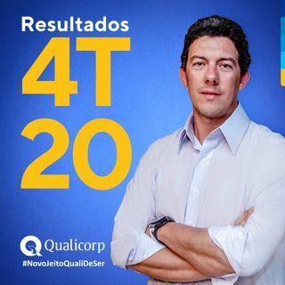 Resultados de 2020, por Bruno Blatt, CEO da Qualicorp