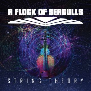"""Season 2 Ep. 34:  A FLOCK OF SEAGULLS' Mike Score Talks Gaming, their Legacy and """"String Theory"""""""