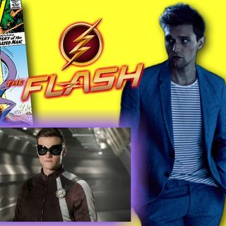 #272: Hartley Sawyer on stretching out as Elongated Man on the hit TV series, The Flash!