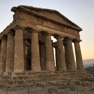 153. CULTURA: La Valle dei Templi (Agrigento)