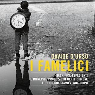 """Davide D'Urso """"I famelici"""""""