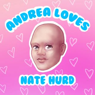 Ep 26: Andrea Loves Nate Hurd: Albino Love Game