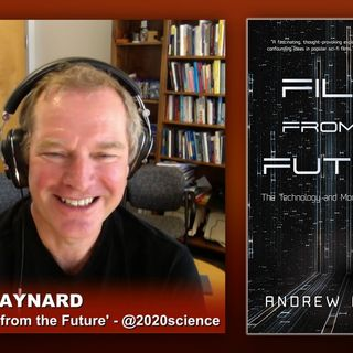 Triangulation 408: Andrew Maynard: Films from the Future