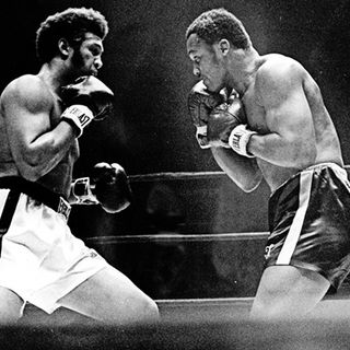 TGT Presents On This Day: February 16,1970 Frazier beats Ellis to win the Heavyweight Championship