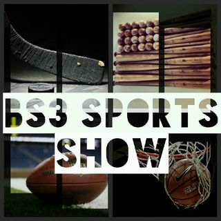 "BS3 Sports Show - ""Pre #NFLKickoff"""