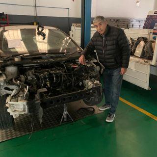 Osvaldo Roncayolo - ¿Cómo me convierto en un reconocido mecánico automotriz?