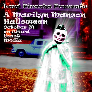 A Marilyn Manson Halloween