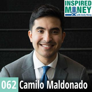 062: The Impact of Losing a Parent and Finding Meaning In Your Life | Camilo Maldonado