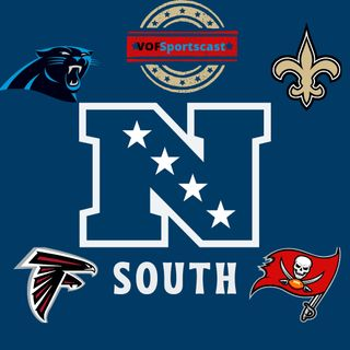 NFC South Breakdown/NFL news/NBA news