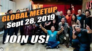 On BULLSH T MANUFACTURED RELATIONSHIPS + GLOBAL COMMUNITY MEETUP! - Sept 28, 2019! Sign UP NOW!