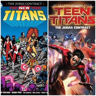 Comic Stripped: Teen Titans - The Judas Contract