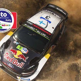 Jornada de Domingo Etapas 19 y 20 del Rally de México