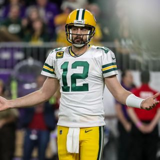 Episode 13 - Aaron Rodgers Time To Step Up + NFL Divisional Round Picks Are In