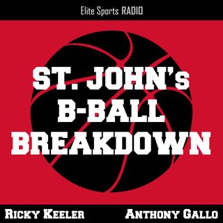 St. John's B-Ball Breakdown Podcast