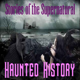 Haunted History | Interview with Rebecca Pittman | Podcast