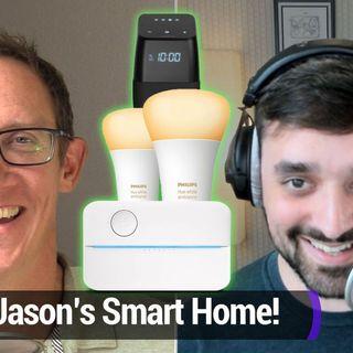 Smart Tech Today 93: A Tour of Jason Howell's Smart Home