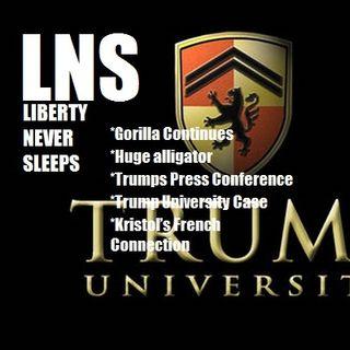 Liberty Never Sleeps 06/01/16 Show