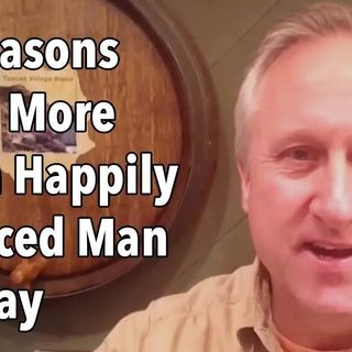 50 Reasons to Act More Like a Happily Divorced Man...Today