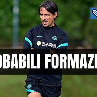Verso Sassuolo-Inter: le probabili formazioni