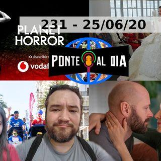 SpiderAbel | Ponte al día 231 (20/06/20)